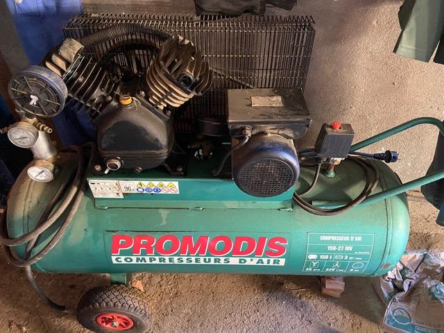 Compresor De Aire 150L