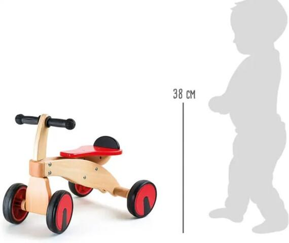 Legler - Bicicleta Madera Triciclo