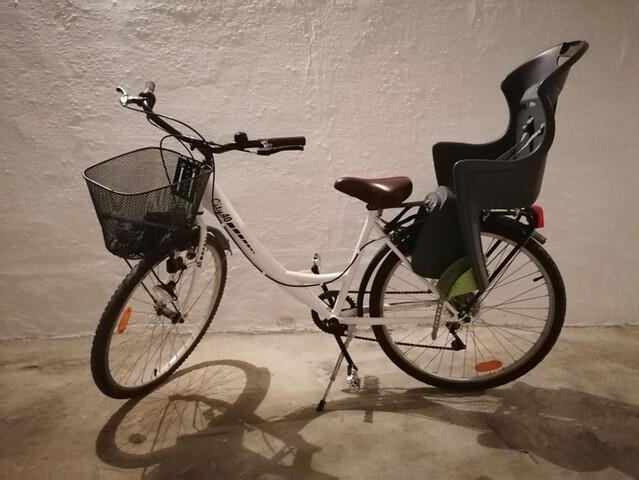 Bicicleta De Mujer Nuevaaaaa