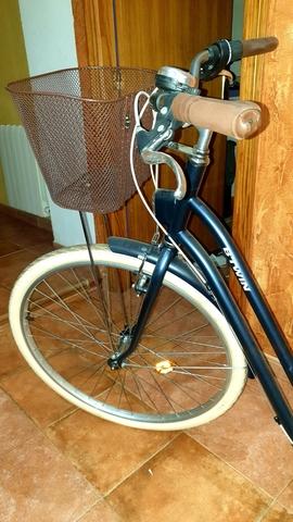 Bicicleta Urbana B-Twin
