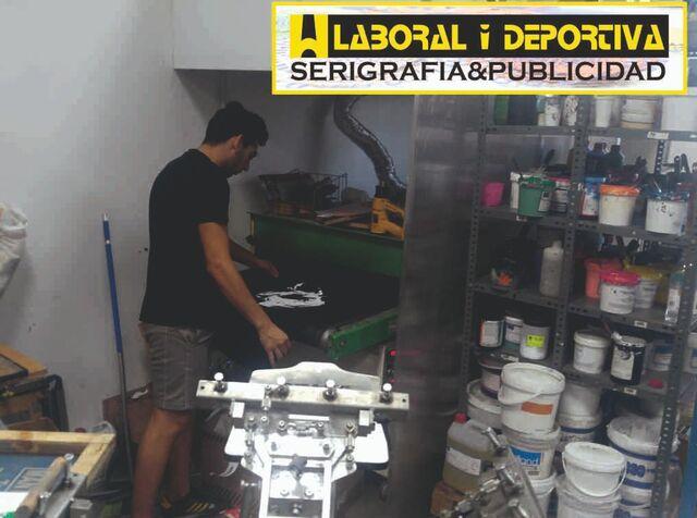BORDADOS,  SERIGRAFIA,  PICAJES - foto 2