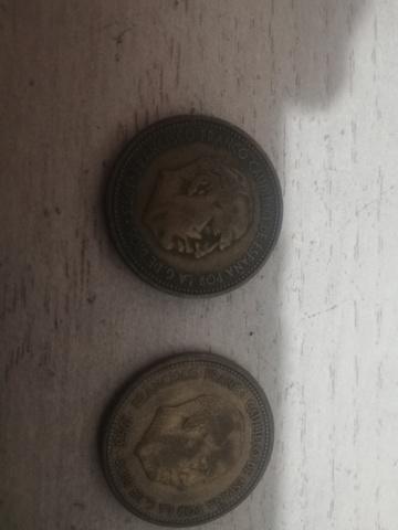 2,5 Pesetas Año 1953