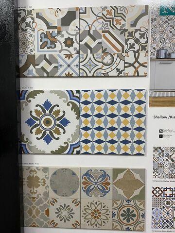 Azulejo Decorativo Imitacion Mosaico