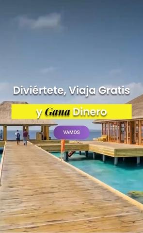 GANA DINERO Y VIAJA GRATIS - foto 1