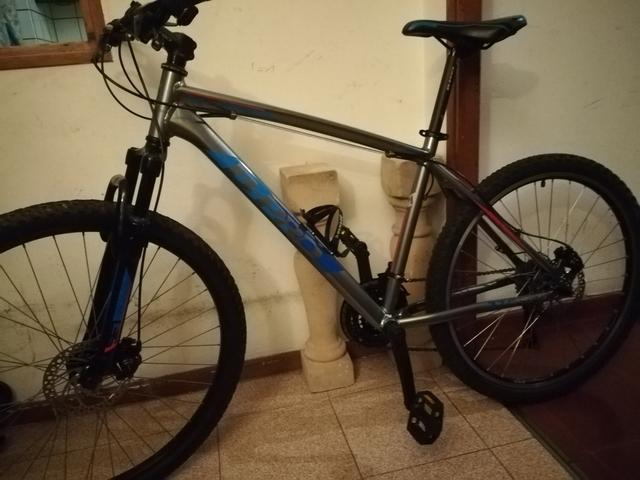 Bici B.  Pro De 27. 5 Aluminio