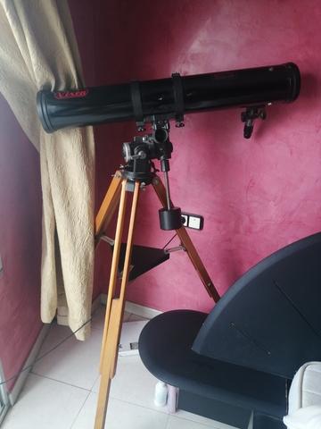 VENDO TELESCOPIO IN BUENO ESTATO - foto 1