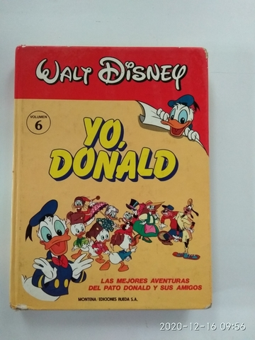 YO DONALD VOLUMEN 6 - foto 1