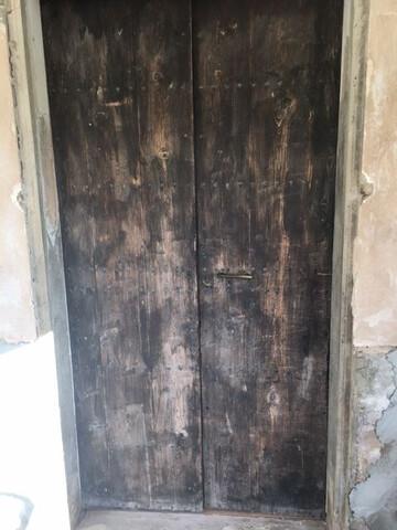 Se Vende Puerta De Clavos De Dos Hojas