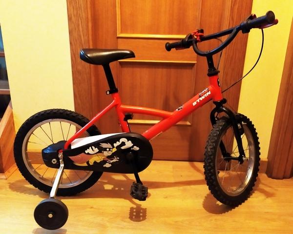 Vendo Bicicleta B, Twin Para Niños