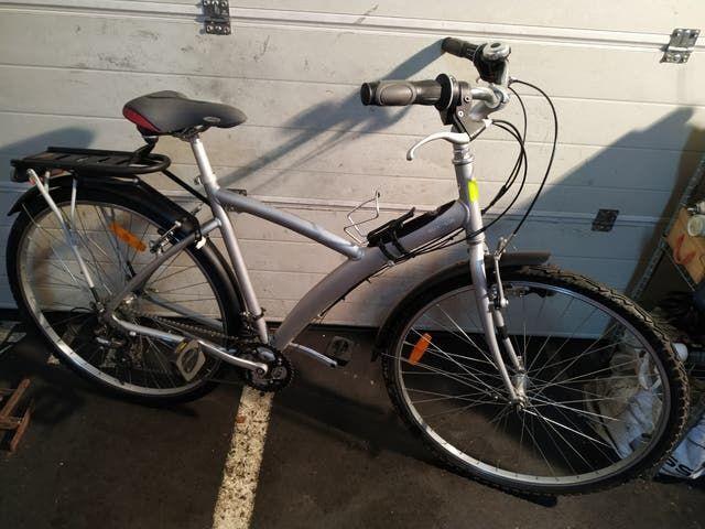 Bici Paseo Aluminio 28 Pulgadas