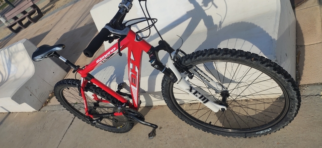 Bicicleta Montaña Mtb Btt Marca Bh