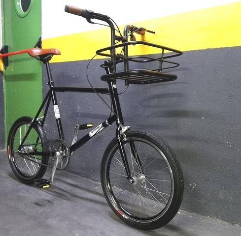 Bicicleta Urbana Gripp