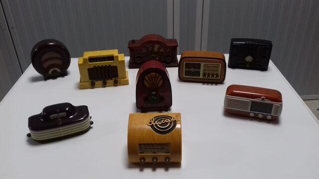 Radios Miniaturas