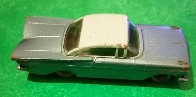 Escala Chevrolet Impala Años 60 Lesney