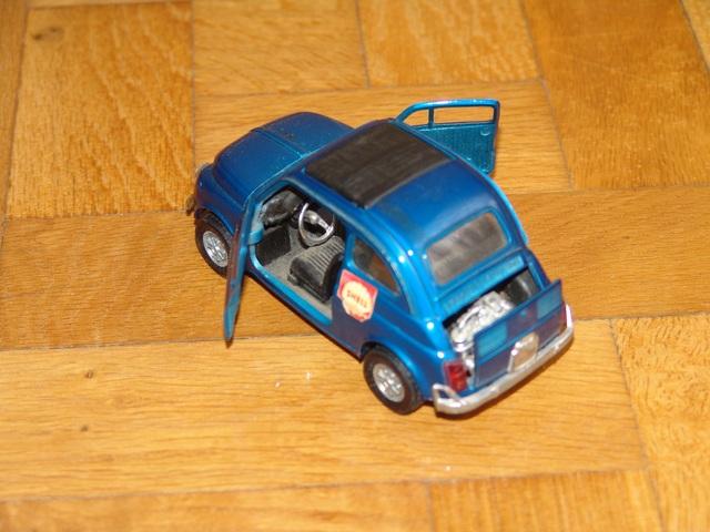 Seat 600 Y Mini En Miniatura