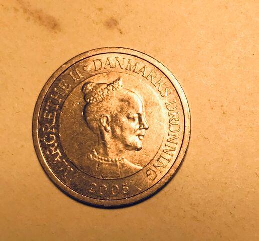 10 Kroner 2005