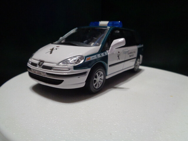 Peugeot 807 – Guardia Civil