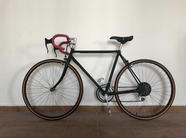 Vendo Bicicleta Bh Restaurada