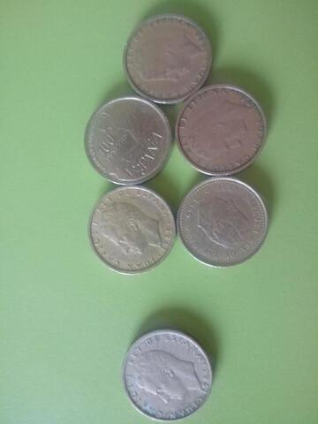 Monedas De 100 Pesetas Juan Carlos I