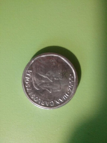 Moneda De 500 Pesetas Del Año 2000