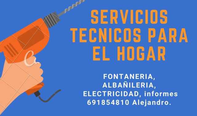 FONTANERO,  ALBAÑILERIA DEL HOGAR - foto 1