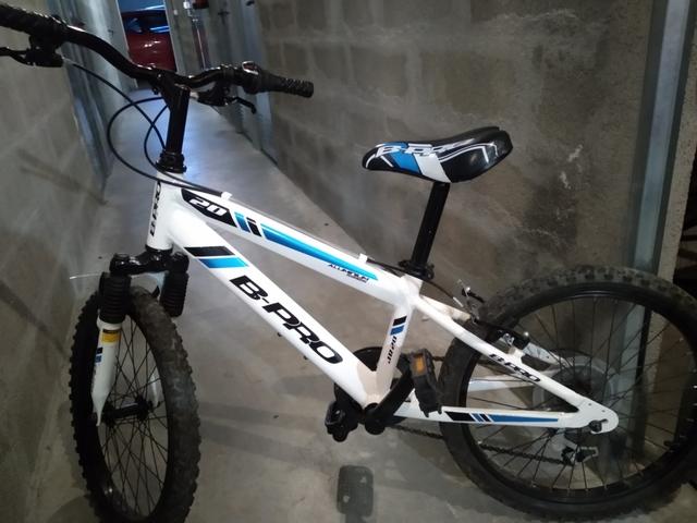 Bicicleta 20 Pulgadas, Con 6 Velocidades