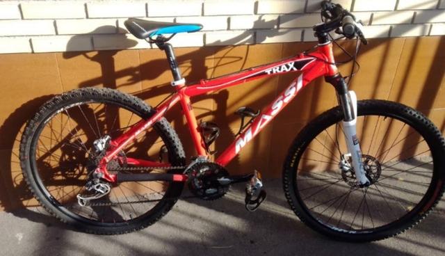 Bicicleta Montaña/Btt Massi Trax