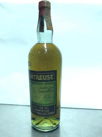 Botella Chartreuse Licor