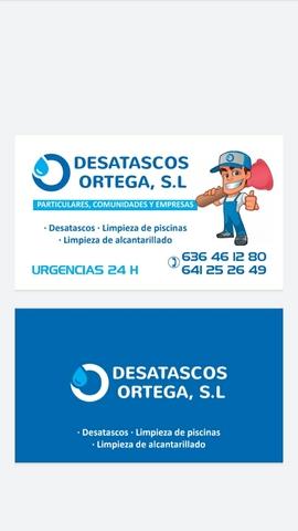 DESATASCOS DE TODO TIPO DE TUBERÍAS - foto 1