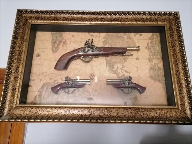 Replicas De Pistola Antigua