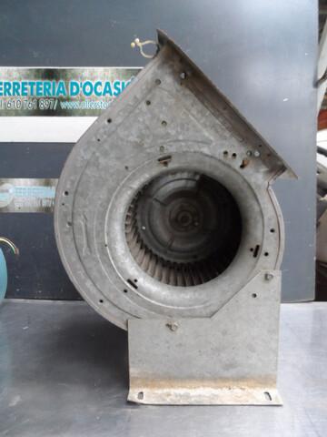 TURBINA DE AIRE CHAYSOL 9/9 0, 75KW 1. 300 - foto 6