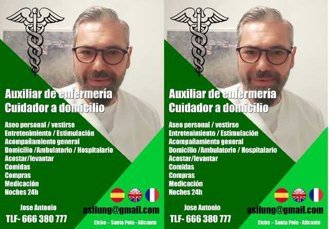 AYUDA A DOMICILIO - foto 2