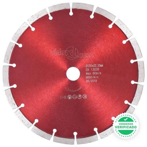 Disco Corte Diamante Acero 230 Mm