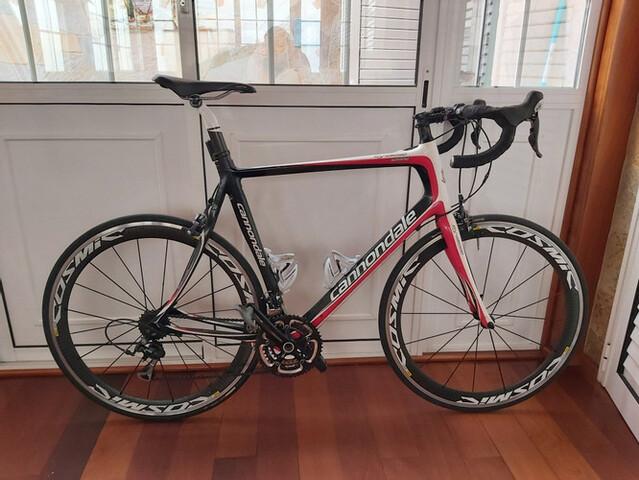 Venta De Bicicleta De Carbono
