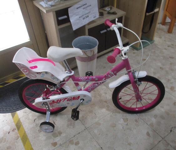 Bicicleta Niña De 16 Pulgadas Daytona