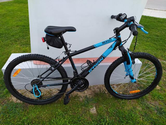 """Bicicleta De Montaña,  24"""",  8 A 12 Años."""