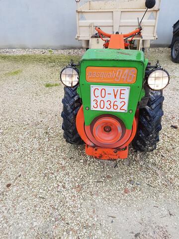 MOTOCULTOR AGRIA 946 - foto 1