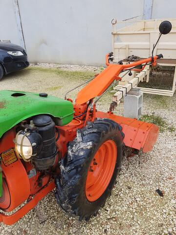 MOTOCULTOR AGRIA 946 - foto 2
