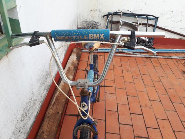 Bicicleta Bmx Antigua Para Restaurar