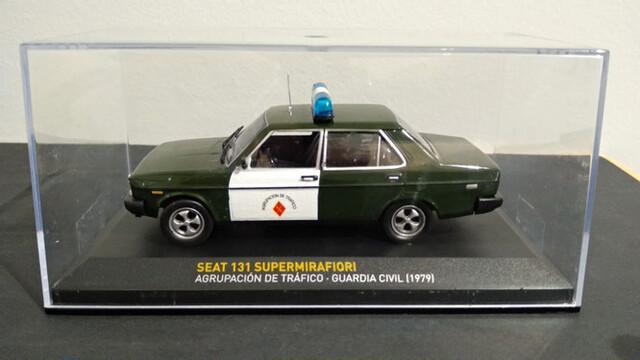 Seat 131 Supermirafiori - Guardia Civil