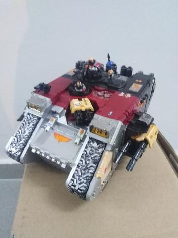 Miniaturas Warhammer 40000