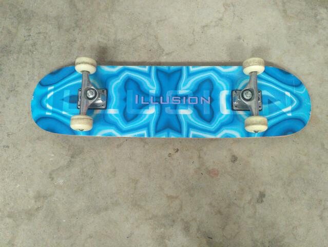 Skate Illusion
