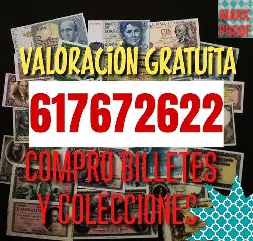 Billetes España Y Guerra Civil Compro