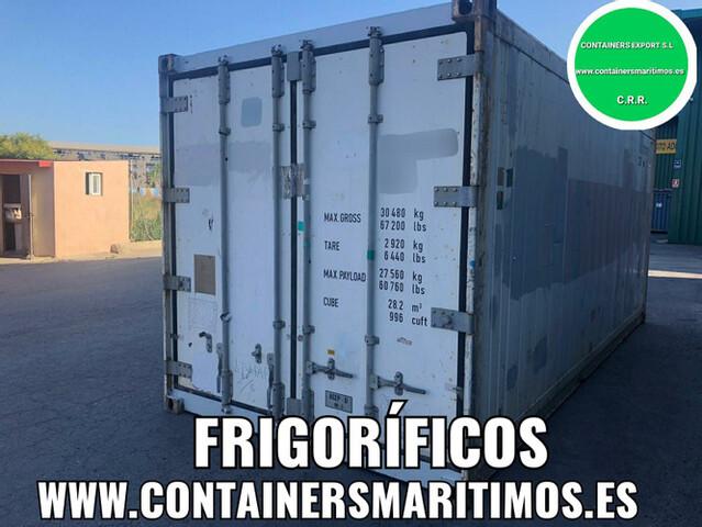 CONTENEDORES MARITIMOS 1350 EUROS - foto 4