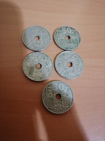50 Céntimos 1963 *64