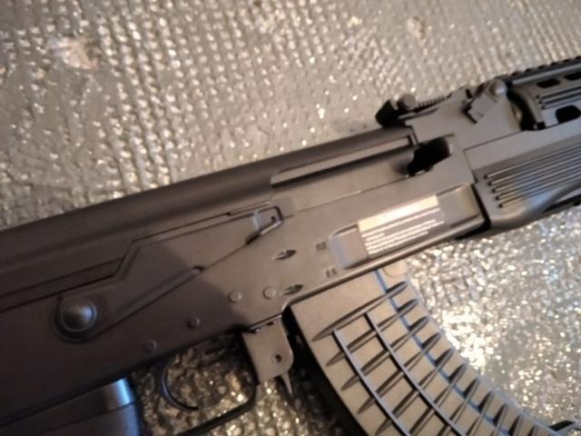 AK-47 KALASHNIKOV REPLICA OFICIAL - foto 4