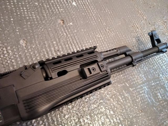 AK-47 KALASHNIKOV REPLICA OFICIAL - foto 5