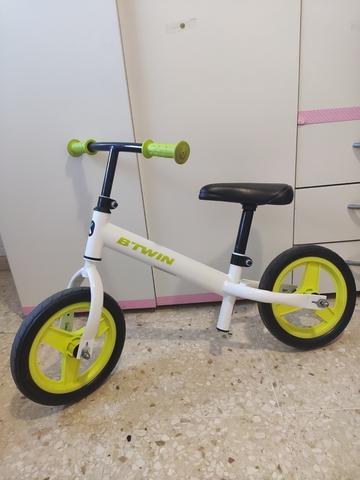 Bicicleta Sin Pedales Como Nueva