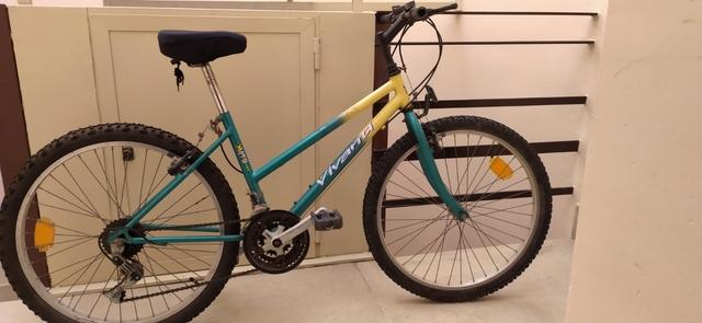 """Bicicleta Montaña 24\"""""""