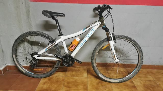 Bicicleta Aluminio Gosh